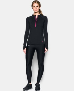 Women's UA Run True ½ Zip  2 Colors $64.99