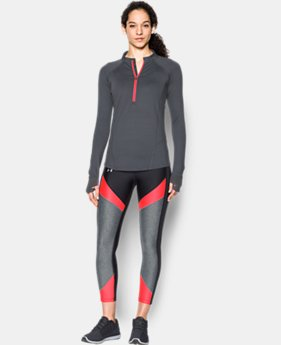 Women's UA Run True ½ Zip  5 Colors $74.99