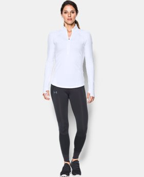 Women's UA Run True ½ Zip  1 Color $48.74 to $64.99