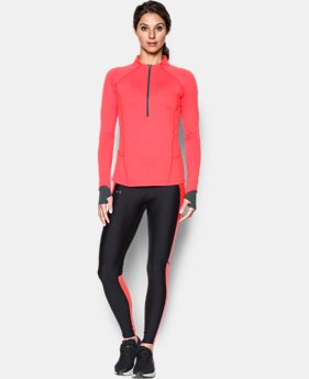 Women's UA Run True ½ Zip  1 Color $64.99