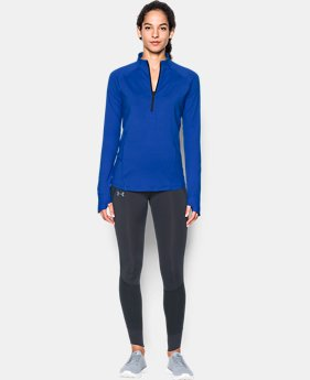 Women's UA Run True ½ Zip  1 Color $74.99