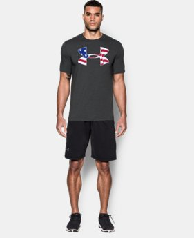 Men's UA American Pride T-Shirt   1 Color $18.99