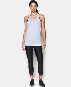 Women's UA Seamless Space Dye Racer  1  Color Available $44.99