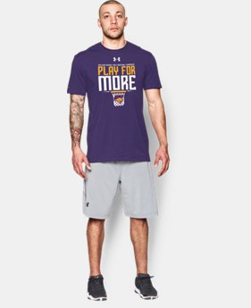 Men's Northern Iowa UA Play For More T-Shirt