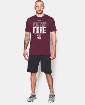 Men's Little Rock UA Play For More T-Shirt