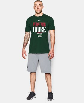 Men's Green Bay UA Play For More T-Shirt