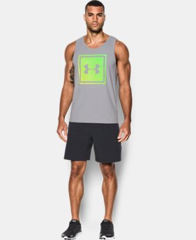 Men's UA Boxed Logo Tank