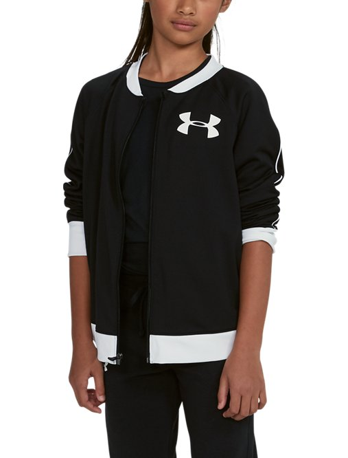 e725058ef9 Girls' UA Track Jacket