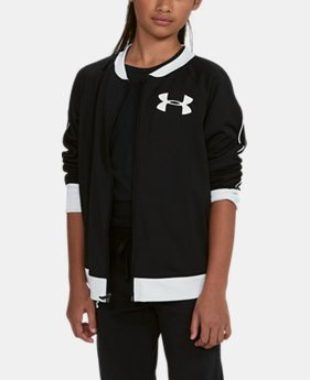 Girls' UA Track Jacket  2  Colors Available $44.99