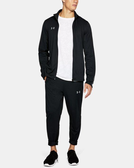 Challenger Knit Warm-Up para hombre, Black, pdpMainDesktop image number 2