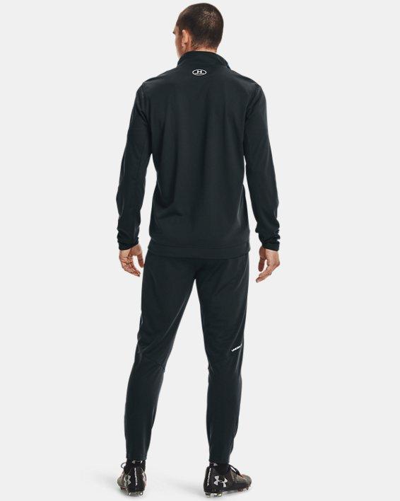 Men's Challenger Knit Warm-Up, Gray, pdpMainDesktop image number 1