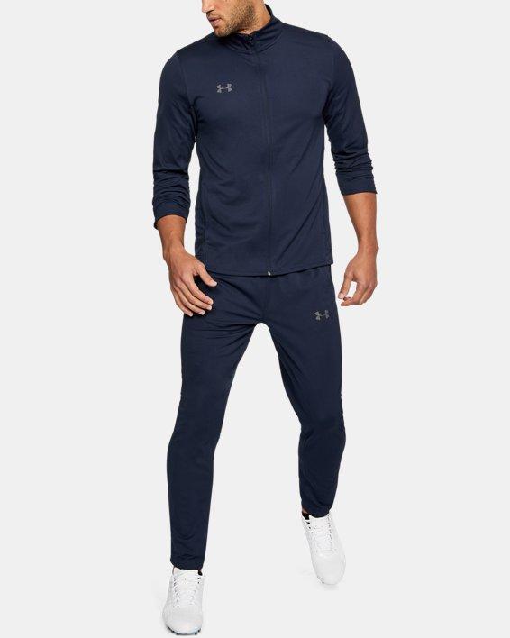Pantaloni Challenger Knit Warm-Up da uomo, Blue, pdpMainDesktop image number 2