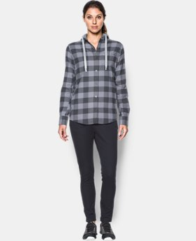 Women's UA Borderland Flannel Swacket LIMITED TIME: 25% OFF  $63.74
