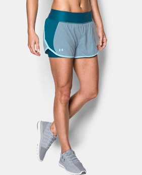 Women's UA Launch Tulip 2-in-1 Shorts  1 Color $44.99