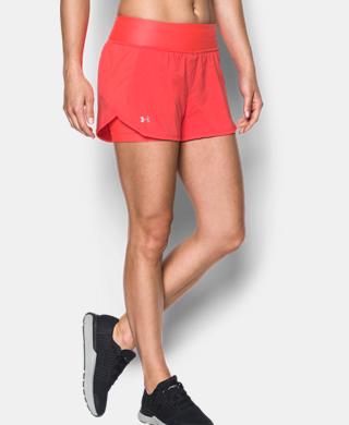 Women's UA Launch Tulip 2-in-1 Shorts