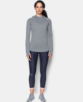 Women's UA Threadborne™ Mesh Hoodie  1 Color $52.49