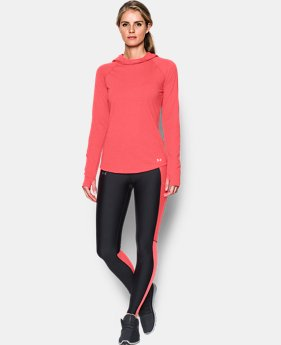 Women's UA Threadborne™ Mesh Hoodie  3 Colors $59.99