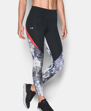 Women's UA Run True Printed Crop