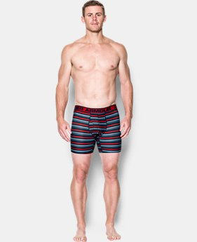 Men's UA Original Series Printed Boxerjock® 2-Pack  1  Color Available $30