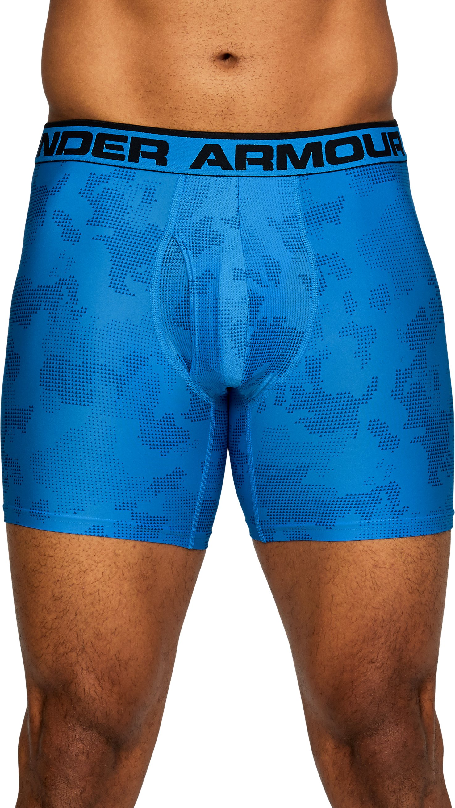 Men's UA Original Series Printed Boxerjock® 2-Pack, MAKO BLUE