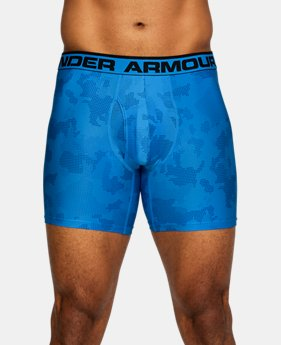Best Seller Men's UA Original Series Printed Boxerjock® 2-Pack  3 Colors $40