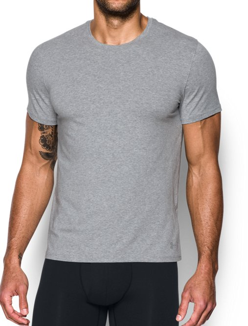 bb182b15 This review is fromMen's Charged Cotton® Crew Undershirt - 2-Pack.