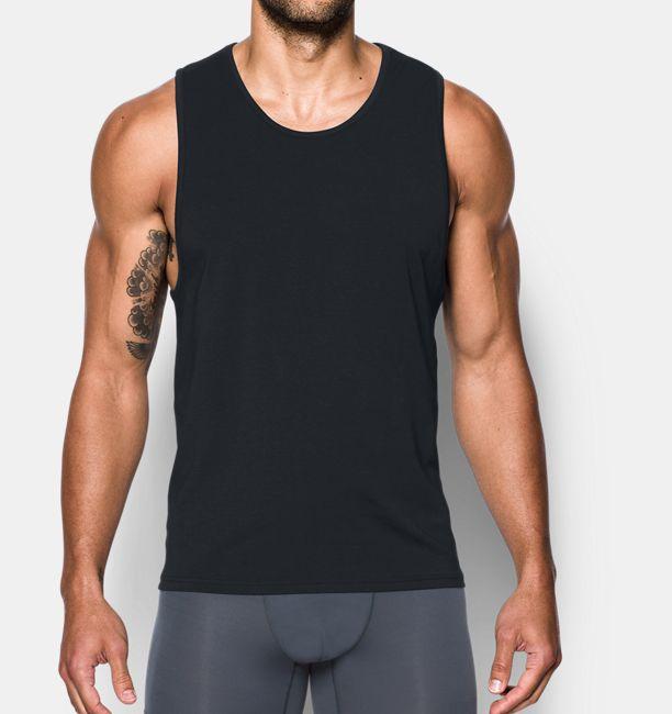 4a495420de009 Men s Charged Cotton® Tank Undershirt – 2-Pack