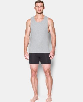 Men's Charged Cotton® Tank Undershirt – 2-Pack FREE U.S. SHIPPING 1  Color Available $35