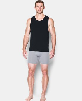 Men's Charged Cotton® Tank Undershirt – 2-Pack   $39.99