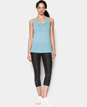 Women's UA Threadborne Train Grid Tank  1 Color $27.99