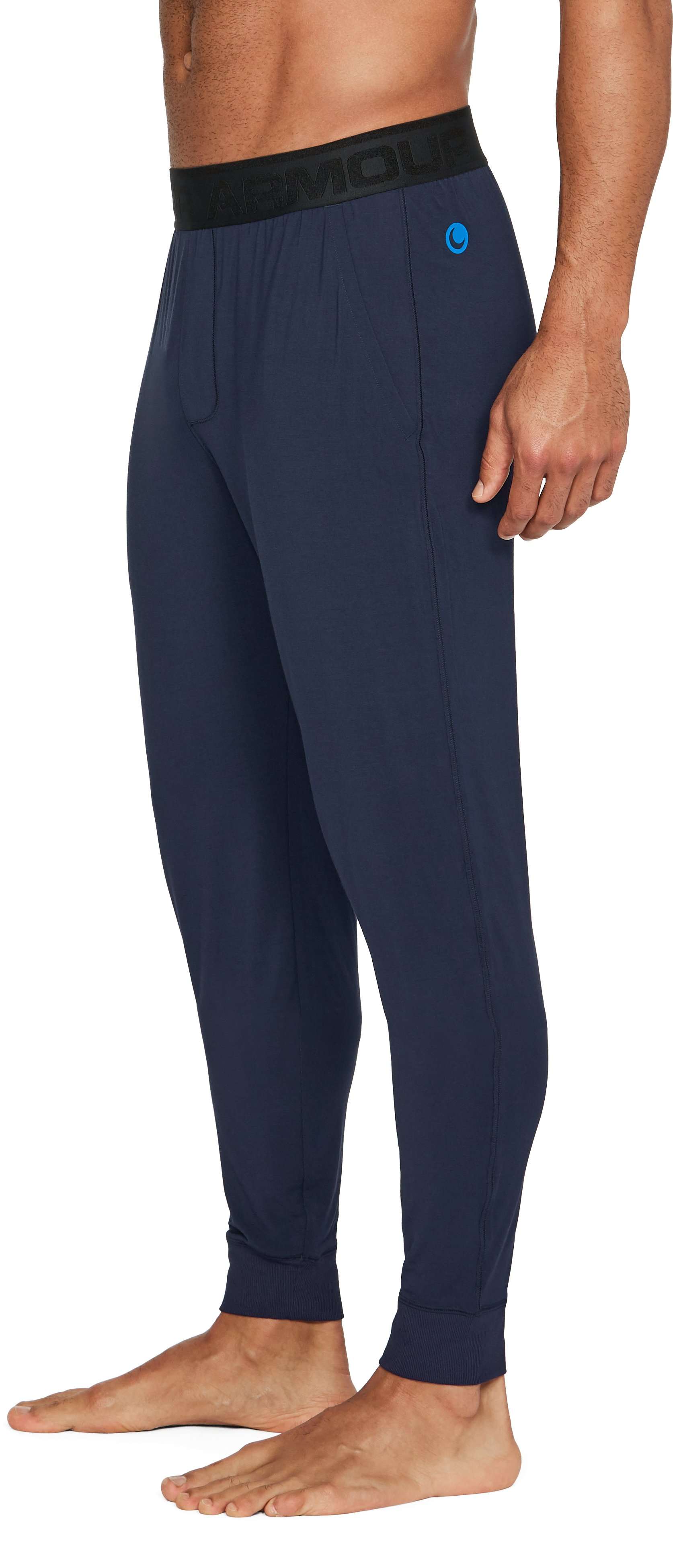 Men's Athlete Recovery Ultra Comfort Sleepwear Pants, Midnight Navy,
