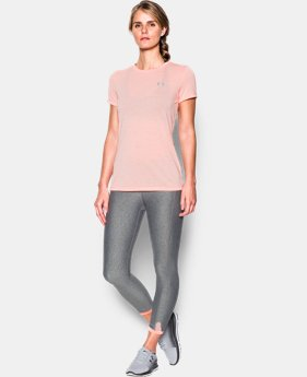 Women's UA Threadborne Train Grid Crew  1 Color $20.99