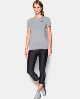 Women's UA Threadborne Train Grid Crew  1 Color $29.99