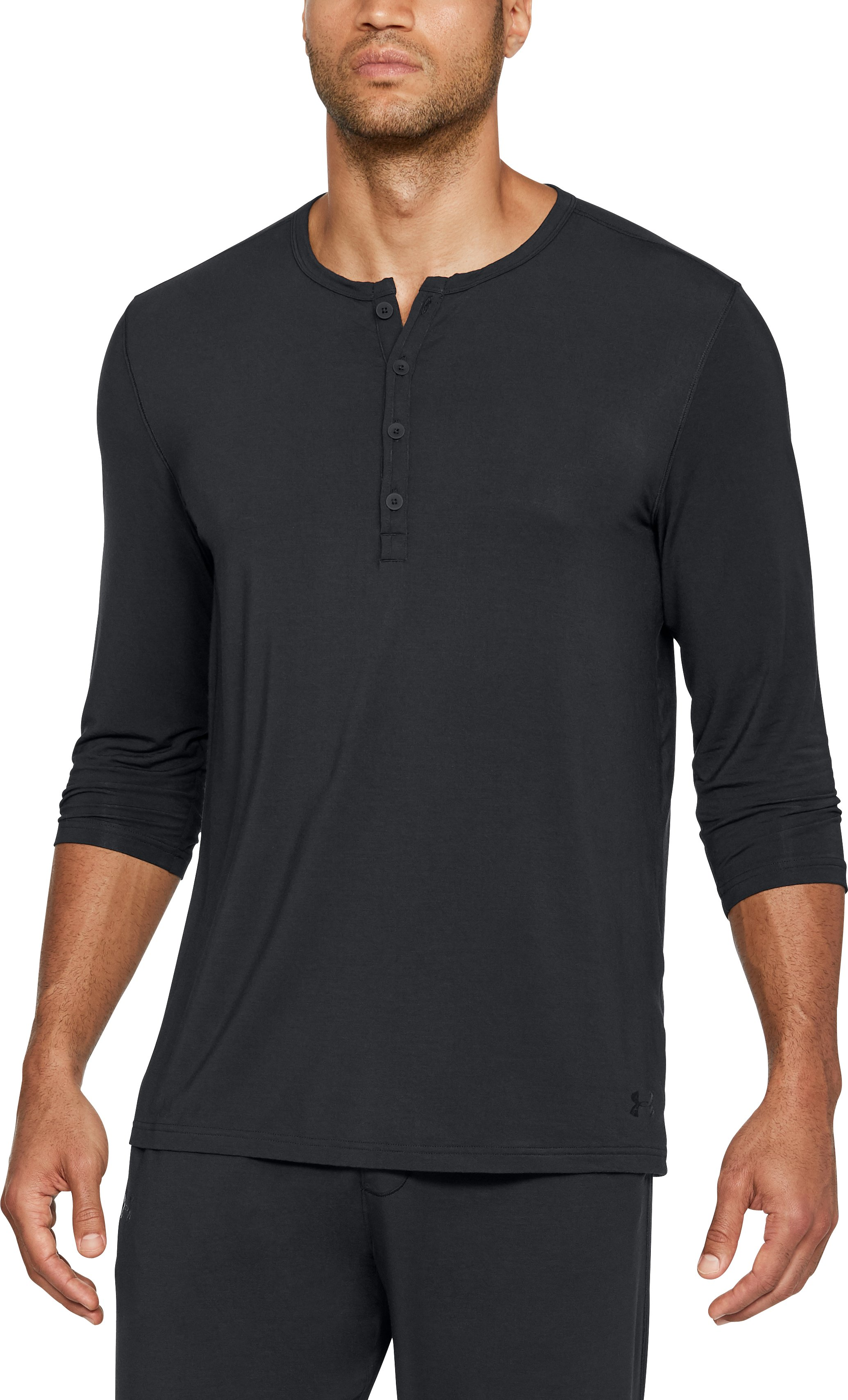 Men's Athlete Recovery Ultra Comfort Sleepwear Henley 4 Colors $99.99