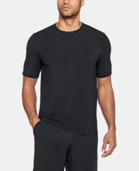 Best Seller Men's Athlete Recovery Sleepwear Short Sleeve  2 Colors $79.99