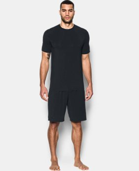 Men's Athlete Recovery Sleepwear Short Sleeve  1 Color $89.99
