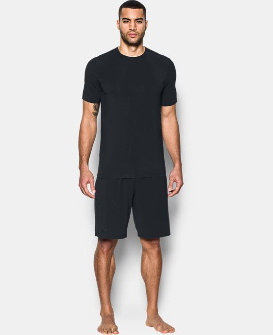 New Arrival  Men's Athlete Recovery Sleepwear Short Sleeve  1 Color $89.99