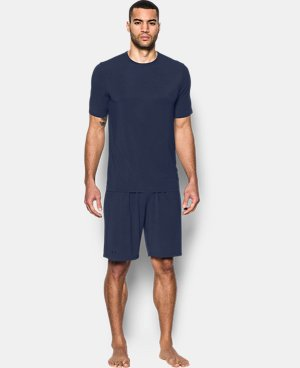 New Arrival Men's Athlete Recovery Sleepwear Short Sleeve  1 Color $79.99