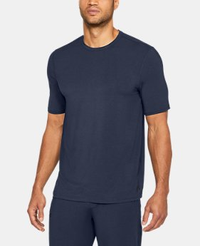 Best Seller  Men's Athlete Recovery Sleepwear Short Sleeve  1 Color $89.99