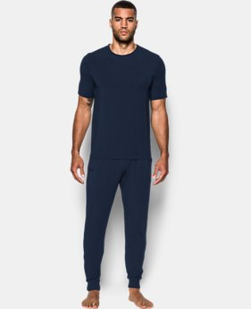 Men's Athlete Recovery Sleepwear Short Sleeve  2 Colors $89.99