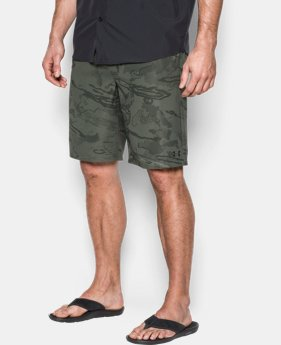 Men's UA Fish Hunter Shorts  1 Color $31.49