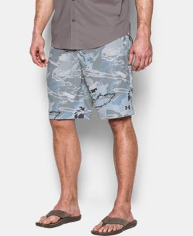 Men's UA Fish Hunter Shorts   $31.49