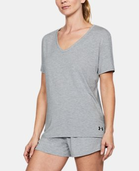 ELLEN DEGENERES SHOW PICK  Women's Athlete Recovery Sleepwear Short Sleeve  4 Colors $79.99