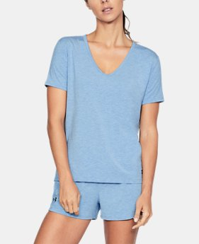 Women's Athlete Recovery Sleepwear Short Sleeve   $89.99