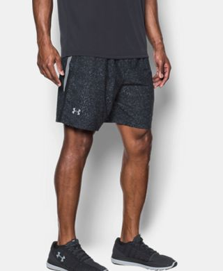 Men's UA Launch SW Printed 7'' Shorts