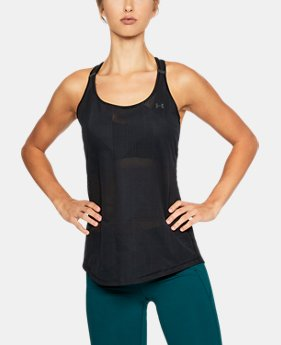 Women's HeatGear® Armour Supervent Tank  2 Colors $26.99