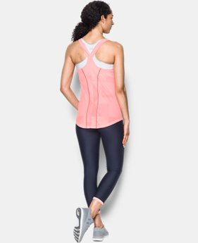 Women's HeatGear® Armour Supervent Tank  1 Color $33.74