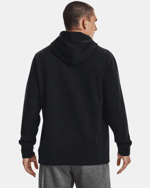 Men's UA Hustle Fleece Hoodie