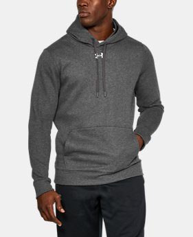 Best Seller  Men's UA Rival Fleece Team Hoodie  5  Colors Available $49.99