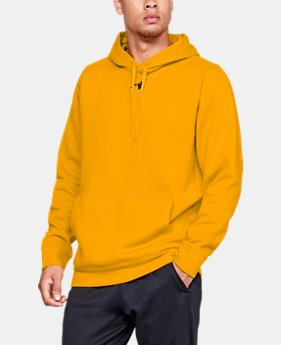 Best Seller  Men's UA Rival Fleece Team Hoodie  1  Color Available $49.99